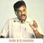 B R HARAN