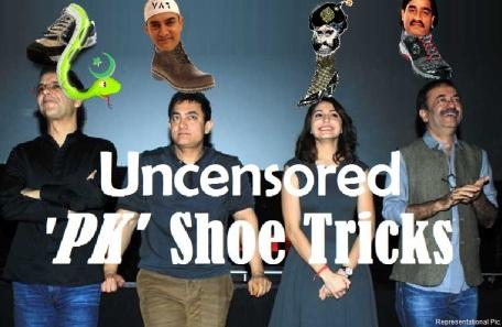 pk Shoe tricks