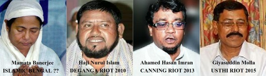 The Islamic March in Bengal