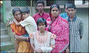 Bangladeshi Hindu Migrants in India.