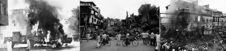 Anti Sikh Riot 1984