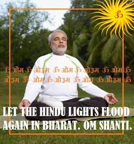 Hindu Lights.