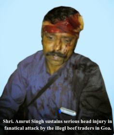 Singh Amrut Goa