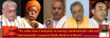 We demand Constitutionally valid Hindu Rashtra in Bharat - Upananda Brahmachari.