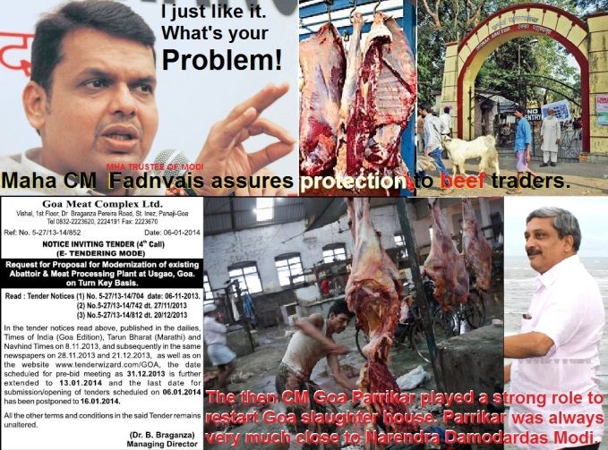 We love Cow slaughter. What's your problem
