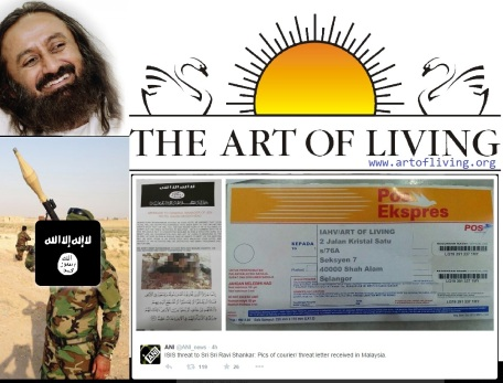 AOL under ISIS threat