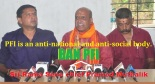 Press meet at Kamakshi temple at Laxmeendranagara, Udupi on 8th March 2015.