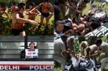 Tibet Protest Delhi
