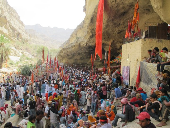 Image result for legends behind Hinglaj Mata temple shakti peeth in Pakistan