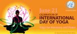 International Yog Day- June 21