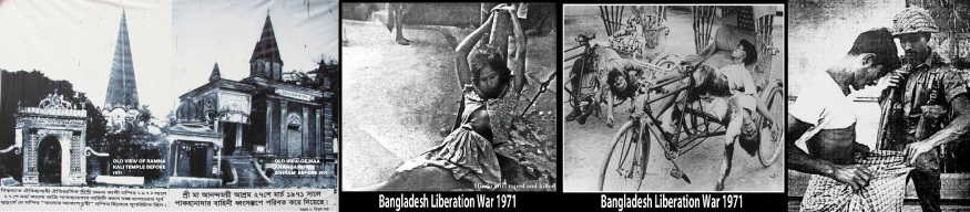 Hindu Minorities in Bangladesh (erstwhile East Pakistan) are victim since 1971 and before.