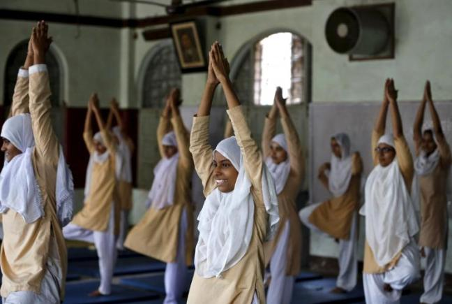 Indian Muslims love Yoga, not the AIMPLB...