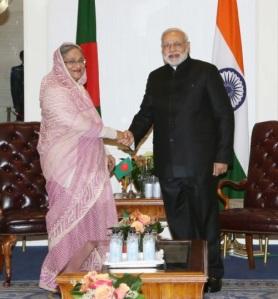 Modi-Hasina
