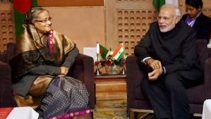 Modi-SAARC-Kathmandu-Bangladesh-PTI