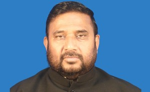 Awami League MP Dabirul Islam, the alleged land grabber from Hindus.