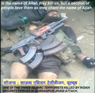 Gurdaspur Jihadi attack ends