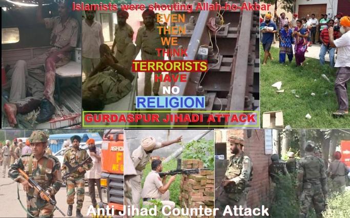 Gurdaspur Jihadi Attack