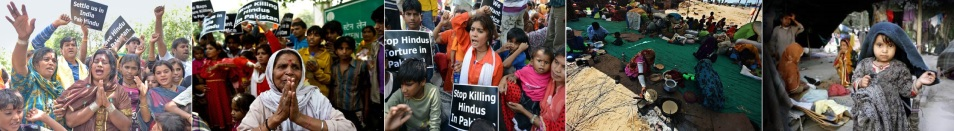 Hindu Refugees in India from Pakistan