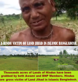 Land Jihad in Bangladesh