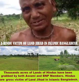 Land Jihad in Bangladesh