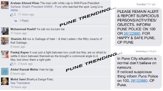 Pune Trending