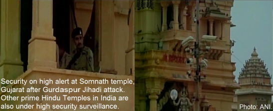 Somenath Temple Alert