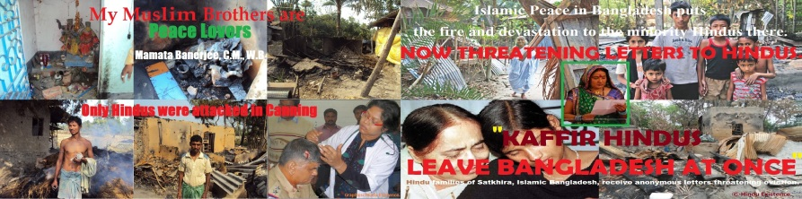 Hello! Amnesty International. Are these pictures in WB and BD real or morphed?
