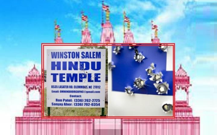 Winston Salem Hindu Temple