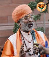 Hari Sakshi Ji Maharaj, MP,  BJP.