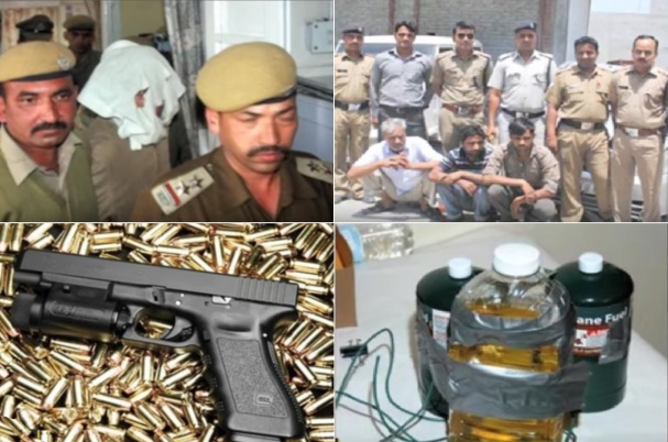 Himachal haul for huge arms and ammunition.
