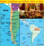 Hindu Tradition and Culture Alive in Chile