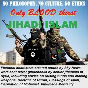 Jihadi Islam.