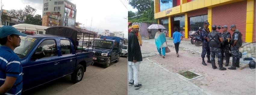 Kathmandu in Tension 2