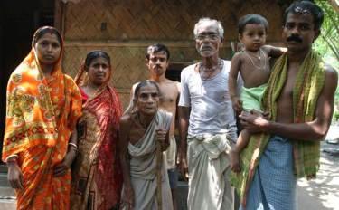 Bengali Hindu Refugees.