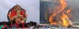 Ganapati Visarjan - Belagavi Communal Clash