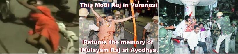 Modi Raj in Varanasi