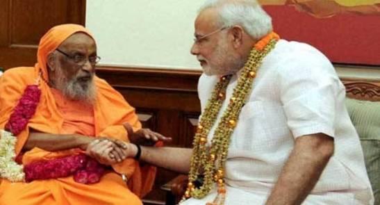 Modi-Saraswati