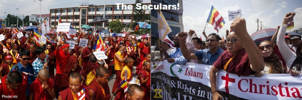 The Seculars
