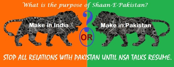 WHAT IS THE PURPOSE OF SHAAN E PAKISTAN