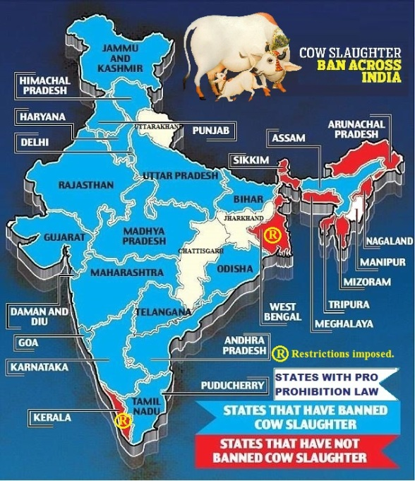 cow-slaughter-prohibition-in-india