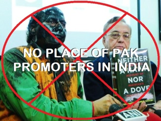 No Place of Pak promoters in India