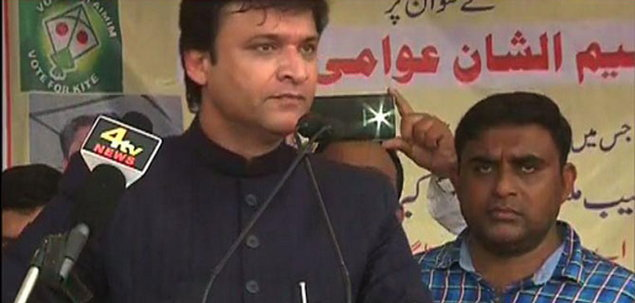 Unleashing Akbaruddin spitted communal venom in Bihar election rally