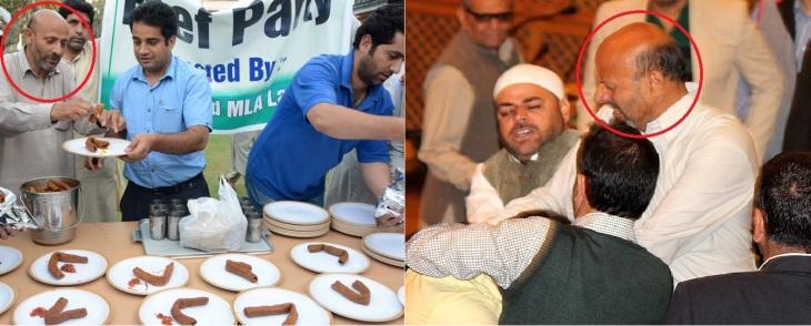 Rashid Beef Party host thrashed inside J&K Assembly