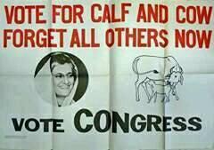 Cong Cow Politics