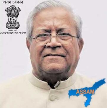 Assam Governor