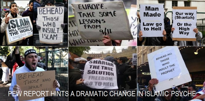 Change in Islamic Psyche