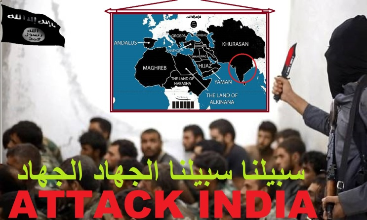 IS-LeT Joint Jihad in India
