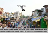 ISIS aerial Attack on New Delhi