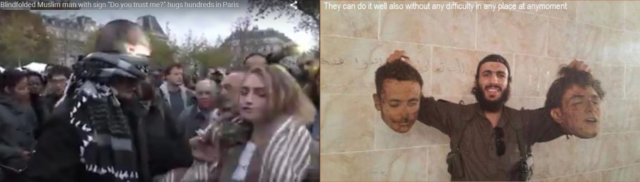 Islamic faces