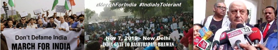 March For India